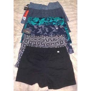 BCG Shorts 6 pair BUNDLE